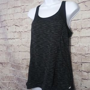 Avea black workout tank